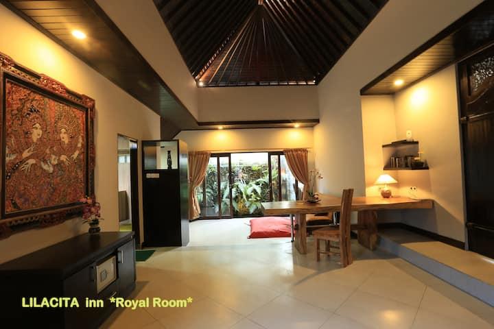royal family house lilacita inn Ubud