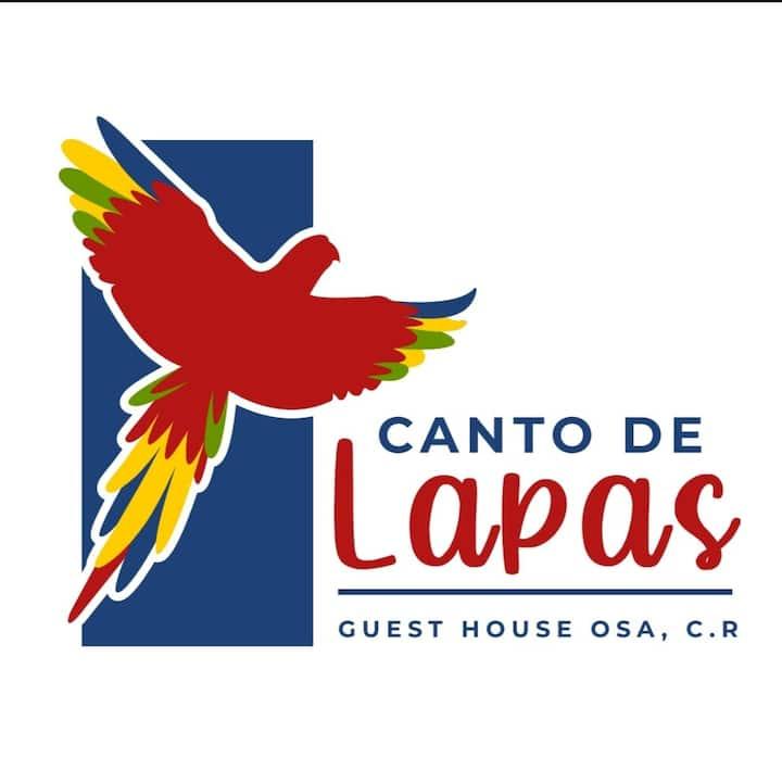 Canto de Lapas, Guest House, Osa CR
