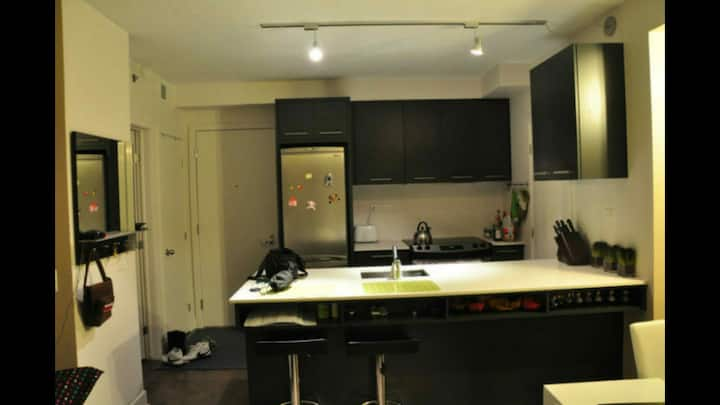 Downtown Montreal long-term roommate needed
