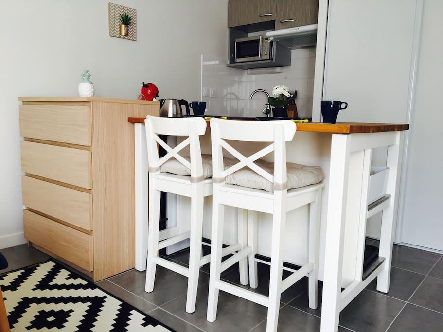 Cosy studio bordeaux appartements louer bordeaux for Appartement bordeaux stalingrad