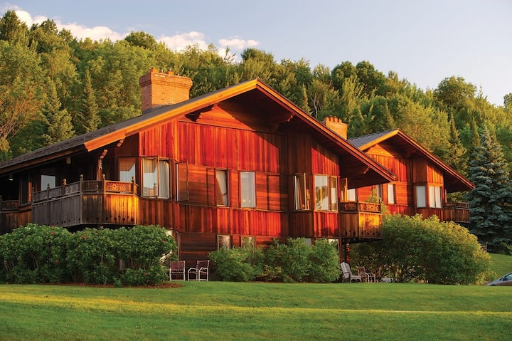 Guest House at the Trapp Family Lodge
