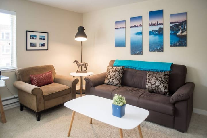 Modern Clean One Bedroom Near Downtown Seattle