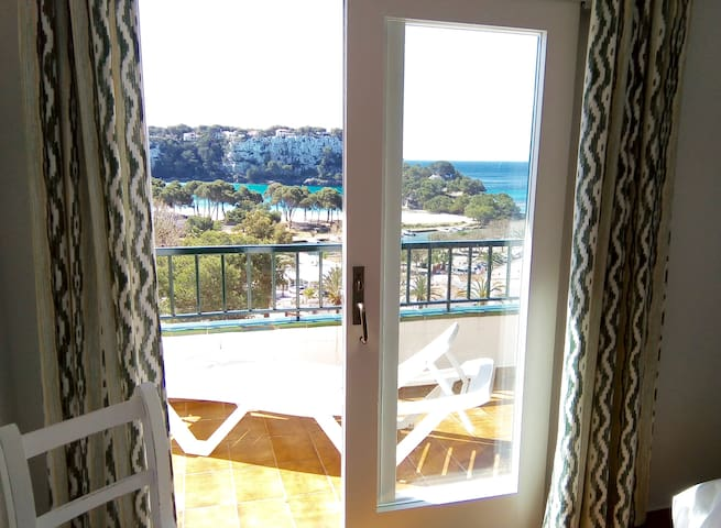 Cala Galdana, few steps to the beach and shops - Serpentona - Apartament