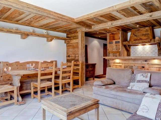 Très bel appartement à Courchevel 1650