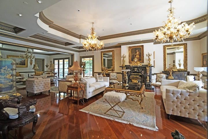 Beverly Hills French Villa