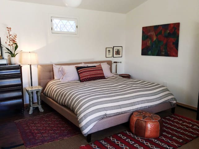 Cottage/studio with private entrance and parking - Watsonville - Guesthouse