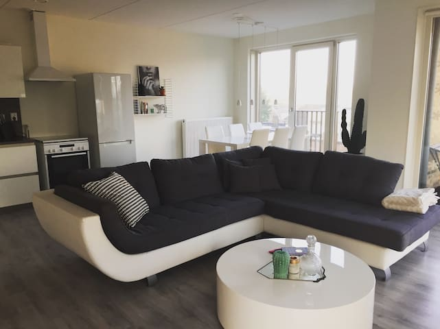 Beautifull new apartment in thecity - Leiden - Byt