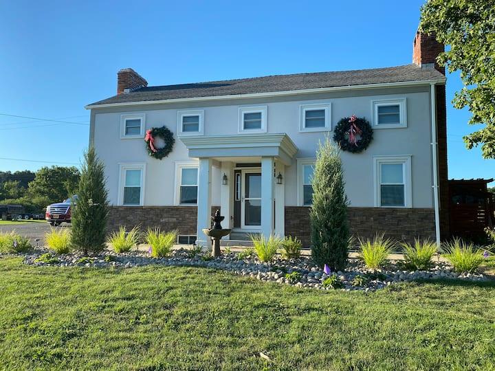 Villa Santa Lucia ....Piece of Italy in Upstate NY