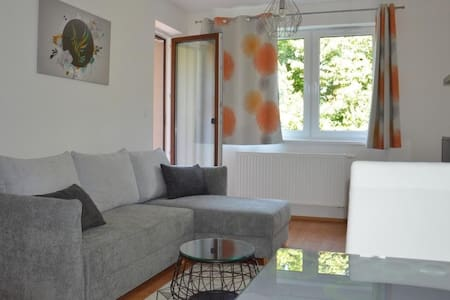 'Hello' Apartment in Szombathely city centre