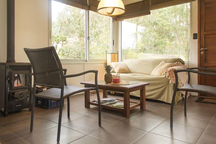 Loft para relax, exclusivo  - Parque del Plata - Huis