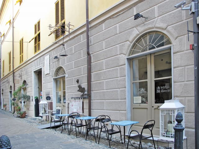 Apartment Palazzo Gallesio for 4 persons