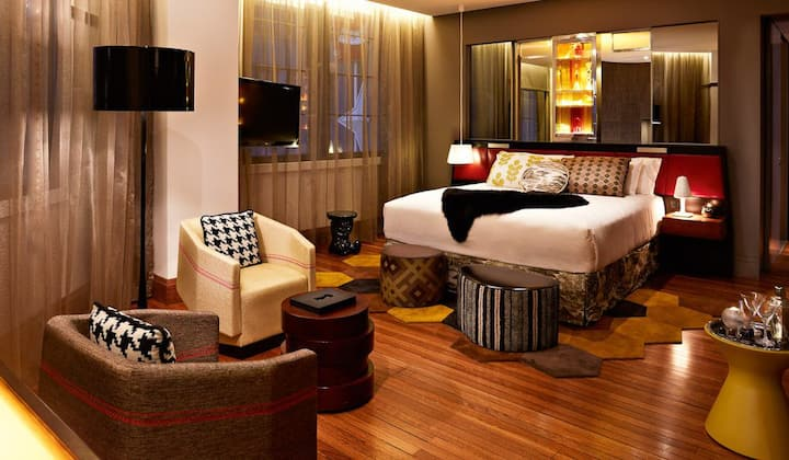 Astonishing Suite Standard At Sydney Cbd