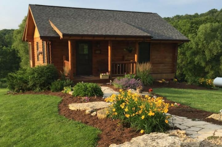 The Lorelei Cabins - The Aster Cabin
