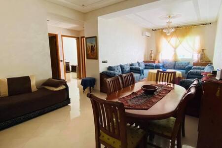 Appartement Meublé Kénitra Mimosas