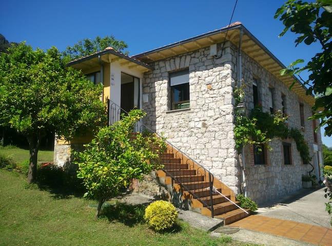 Casa de piedra / Stone house 1 - Parbayón - Casa
