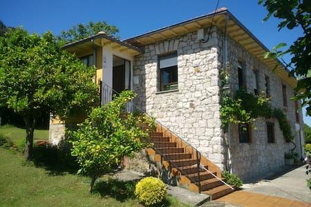 Casa de piedra / Stone house 1 - Parbayón - 獨棟