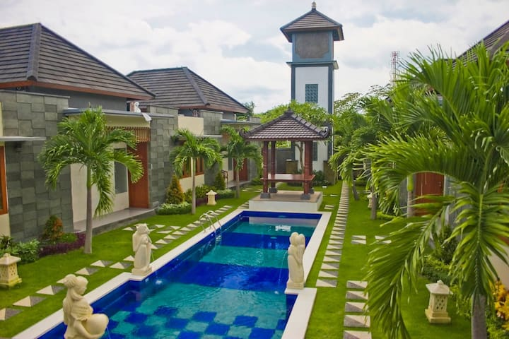 Kubu Daton Homestay - Denpasar Selatan - Bed & Breakfast