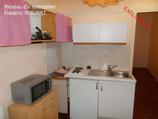 Appartements 2 personnes - Fitou - Apartment