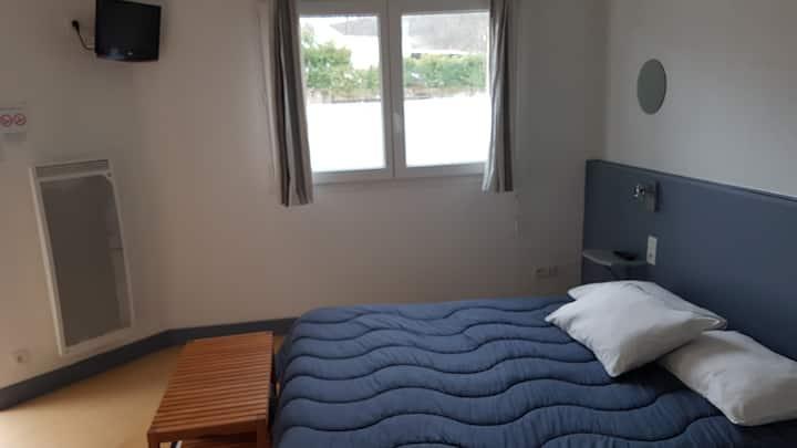 Chambre (formule hôtelière)1 à 4 pers.