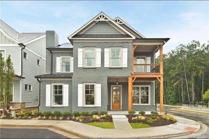 West Midtown Executive Home -new!
