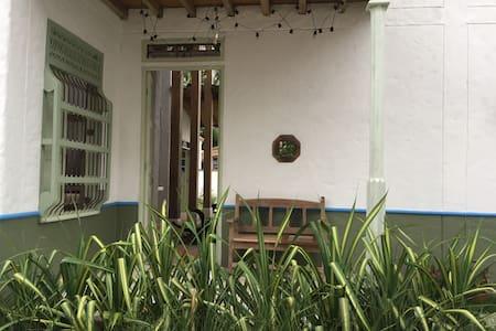 Casa Barquera, Cauca Viejo