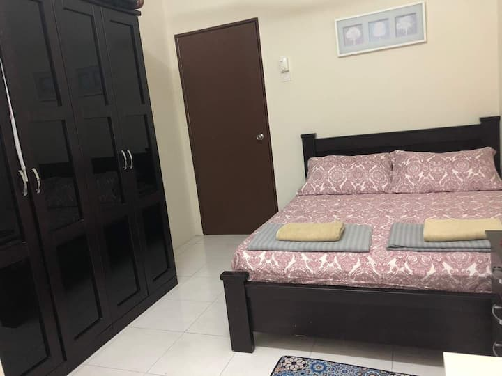 Room @ UiTM Puncak Alam