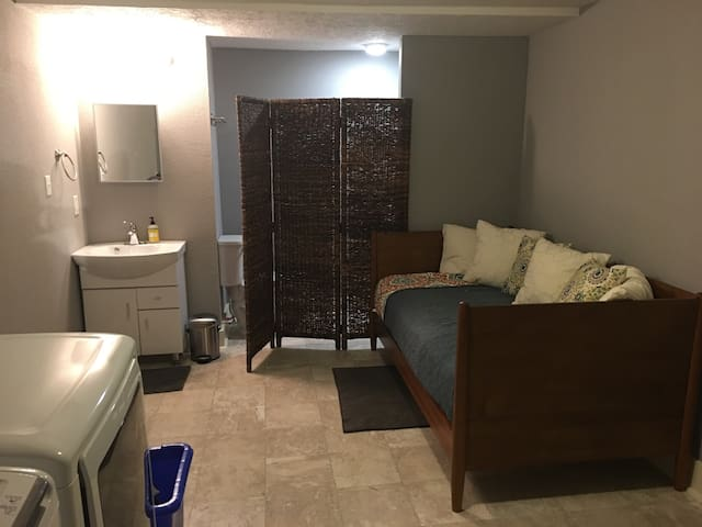 Cozy studio in EaDo/Eastwood - Houston - Apartamento