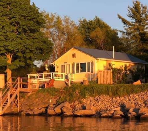A-Z Lazy Lake House