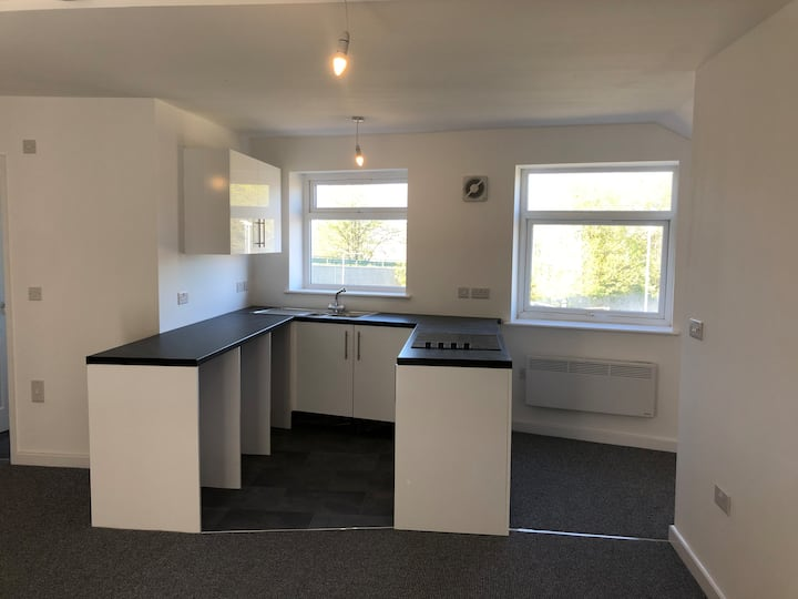 Fully renovated apartment, mansfield centre.
