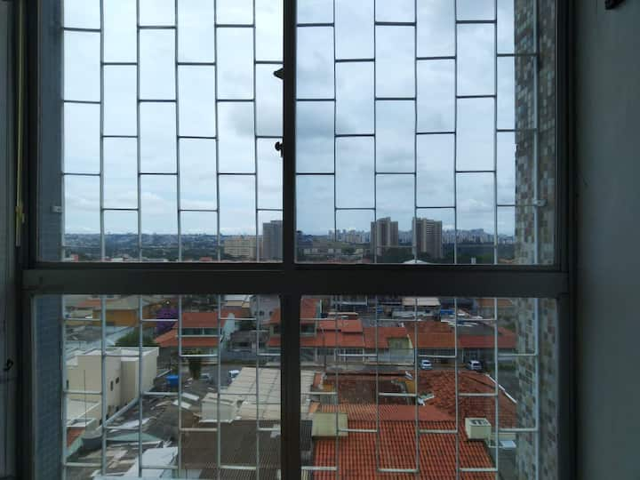 Ap Completo Metrô Guará Excelente Localização