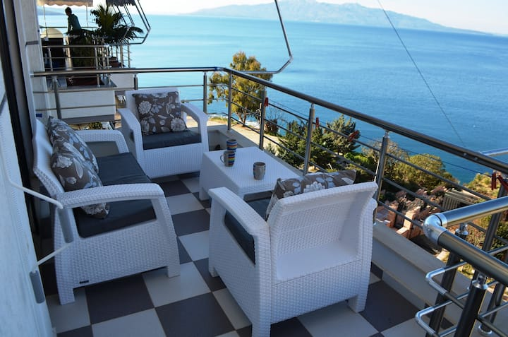 Brand New Apartment With Sea View - 186
