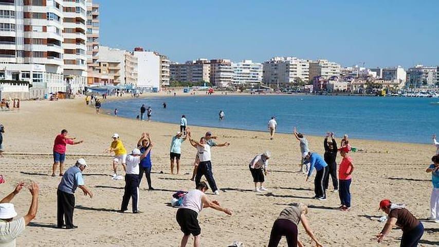 Playa Acequión