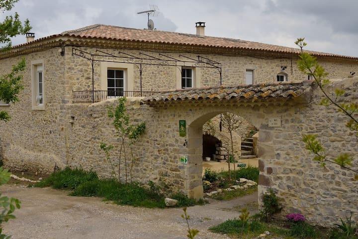 Chambre d'hôtes du Mas du Sire - Quissac - Aamiaismajoitus