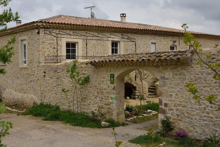 Chambre d'hôtes du Mas du Sire - Quissac - Bed & Breakfast
