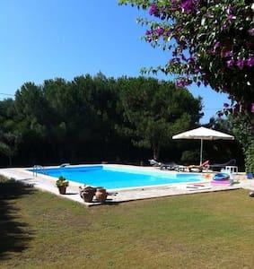 Villa Paola con piscina - Calasetta
