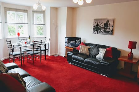 'The' Apartment for Longer Stays & Business Trips