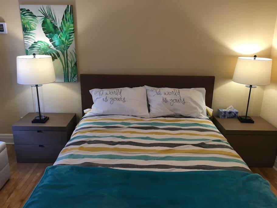 Seconde chambre à coucher