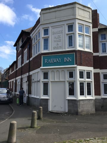 The Railway Inn 2 - Brierley Hill - Appartement