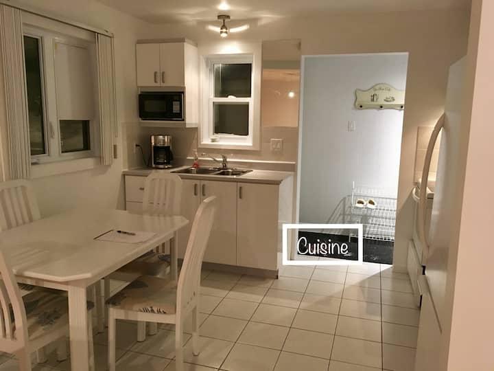 Une coquette maison 3 chambres