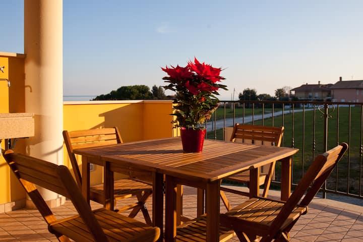 Your sea home at Marina Campofilone