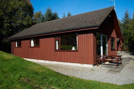 Drumnadrochit Lodges Superior Lodge5 Exclusive use - Drumnadrochit - Casa de campo