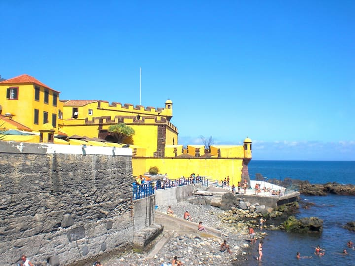 House of Fort São Tiago in Funchal.