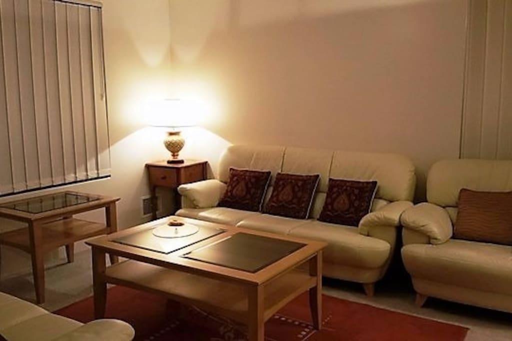 Cosy Private Lounge
