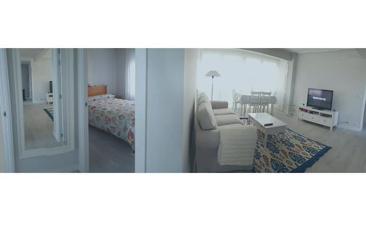 Room(s) in bright,modern&cosy flat>mountain&beach