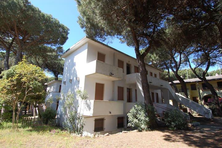 Stilvolles Apartment in Rosolina Mare an der Adriaküste