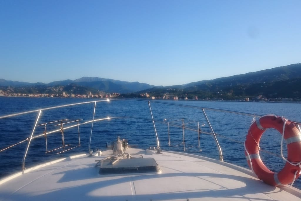 Approaching Lavagna