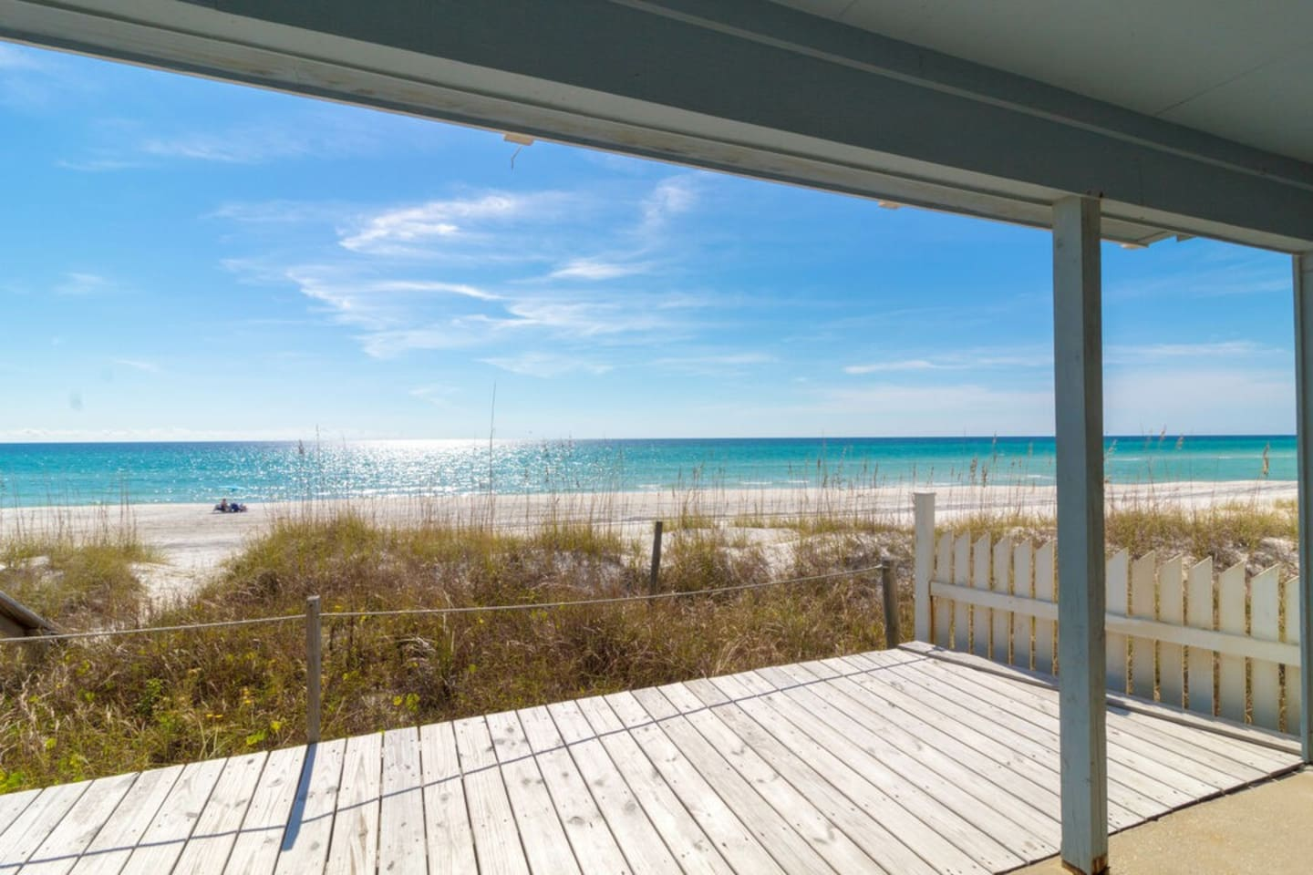 Paradise 30A ~ One Step to the Beach ~ Patio View (1st Floor) ~ Inlet Beach