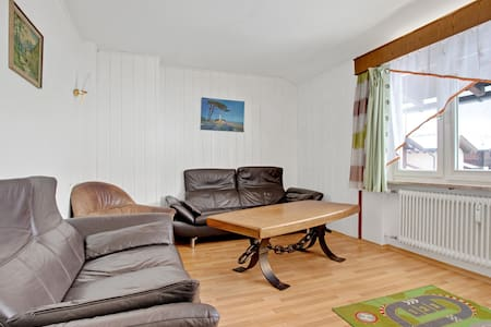 "Cosy Holiday Apartment ""Gmiatliche"" with Terrace & Mountain View; Parking Available, Pets Allowed"