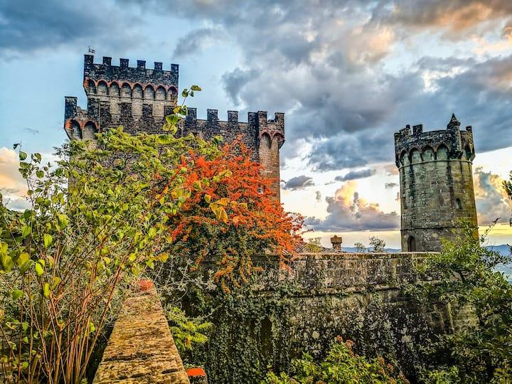 Il Castello di Ferrano - Castle in Tuscany