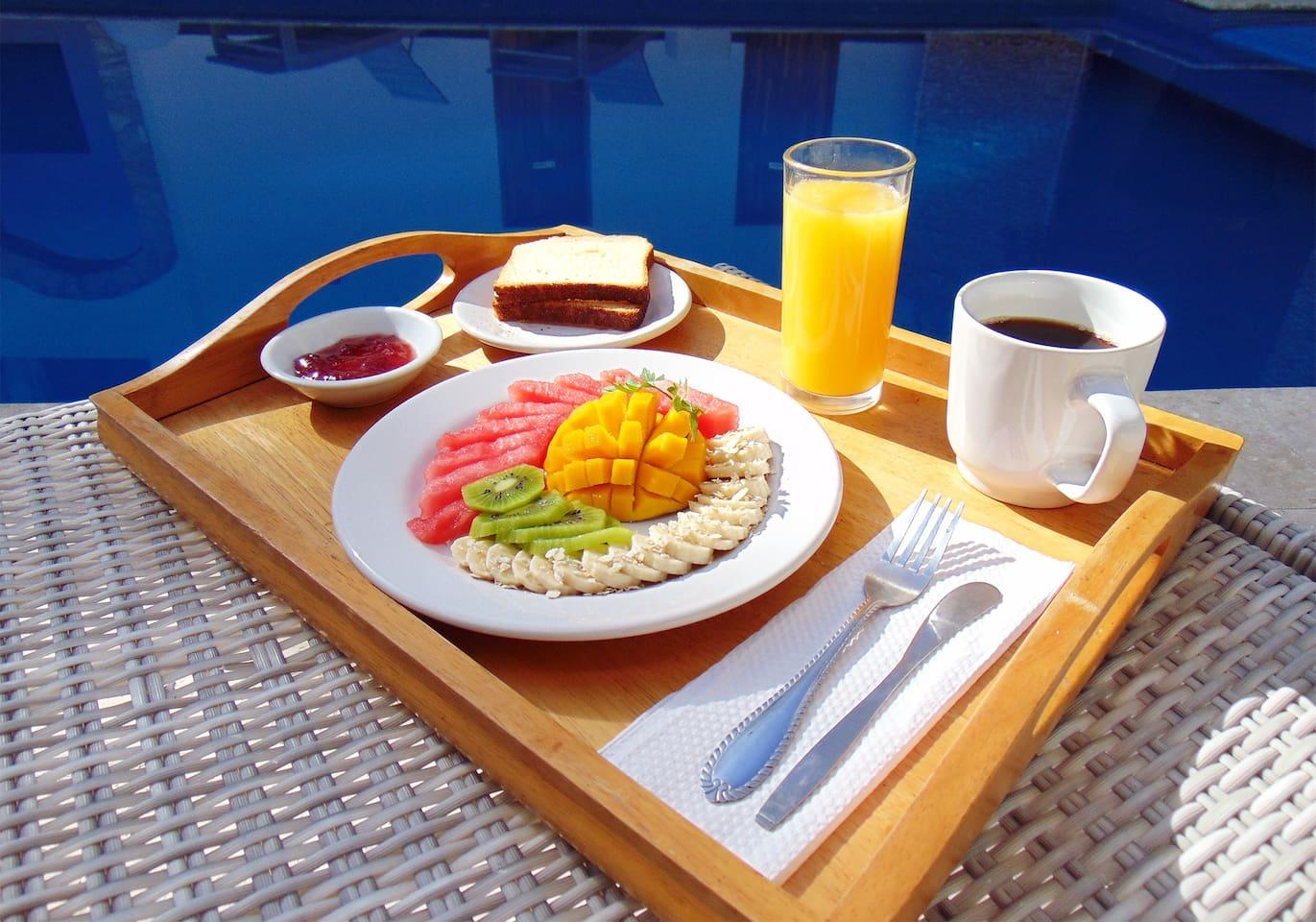 Desayuno continental incluido / Continental breakfast included